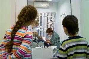 Детская стоматология в Гатчине